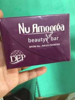 Termurahhhh Nu Amoorea Beauty bar Plus 3 bar