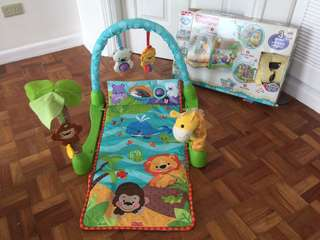 Fisher Price Mix and Match Musical Gym