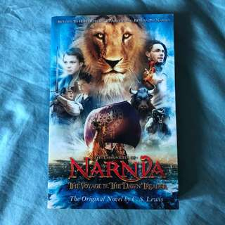 (PRE-OWNED) THE CHRONICLES OF NARNIA: THE VOYAGE OF THE DAWN TREADER