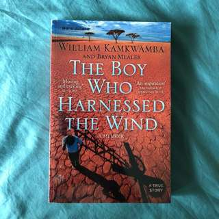 (PRE-OWNED) THE BOY WHO HARNESSED THE WIND