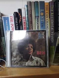 Michael Jackson Ben CD
