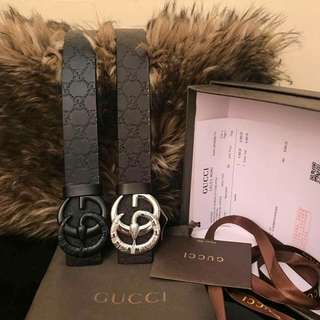 Authentic Quality Gucci Belt