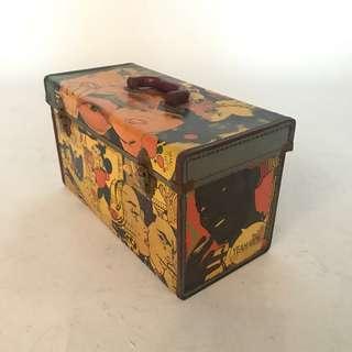 Cases Storage Vintage Trunks