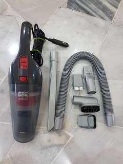 Black + Decker 12V Dustbuster Auto Car Vacuum NV1210AV (Used)