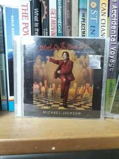 Blood is On the Dance Floor Album Michael jackson