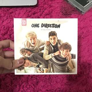 ONE DIRECTION Up All Night (1D)