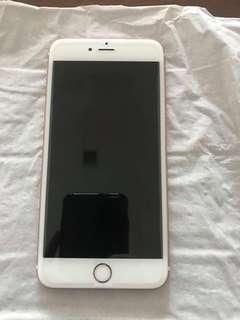 iphone 6S Plus 64GB Rosegold