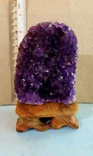 AAA GRADE URUGUAY AMETHYST 顶级乌拉圭紫水晶