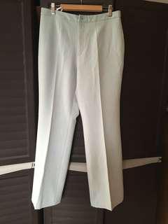 Mint Blue Pants