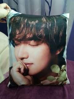 Lee minho pillow