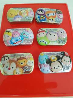 Empty Tsum Tsum Candy Container