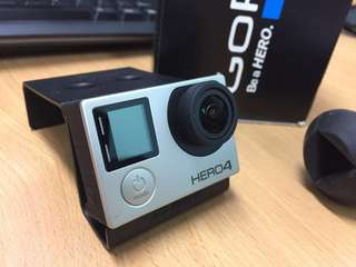 GoPro Hero 4 Silver & Accessories