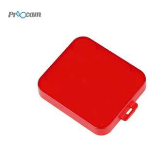 Proocam PRO-F221 Light Motion Night Under Sea waterproof case Filter for SJ5000 (Red)