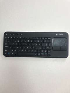 Logitech Wireless Keyboard K400r