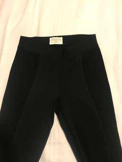 Country Road Black full length leggings