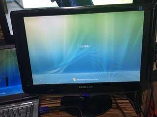 電腦屏幕 三星20.3吋電腦芒 SAMSUNG B2030 顯示器