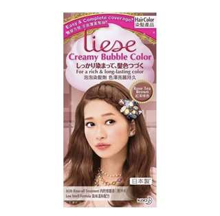 🚚 Liese Creamy Bubble Colour