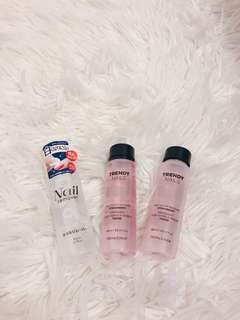 Nail Polish Remover ($3 for ALL)