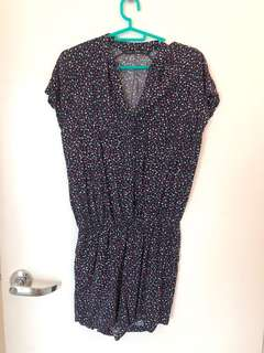 Forme dotted romper