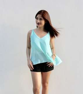 Mint Green Top for 80 only!