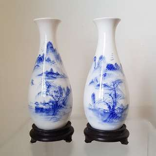 Small Chinese Vases