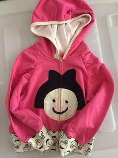 Baby Korean Hoddie Jacket