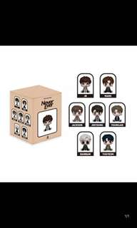 PREORDER GOT7 ARRIVAL BABY FIGURE