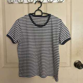 Cotton On Stripe Tshirt (MAILED)