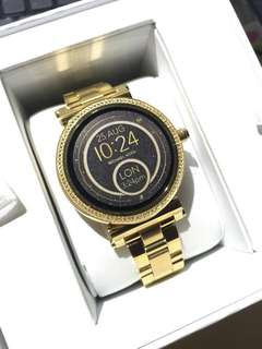 Michael Kors Access MKT5022 Sofie Smart Watch (Gold)