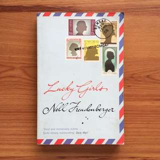 Lucky Girls by Nell Freudenberger