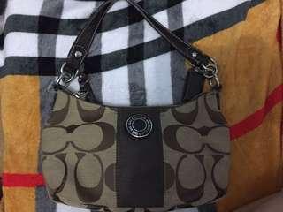 SALE Coach shoulder bag