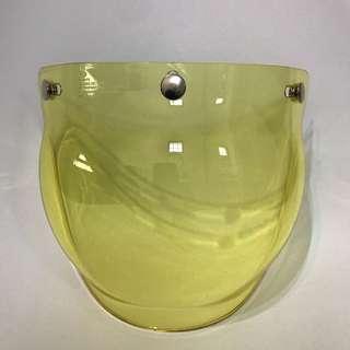 Bell Yellow Visor