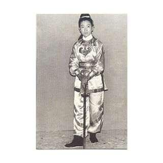 7PR-04-明信片-七公主金蘭姐妹-陳寶珠小俠女