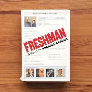 Freshman by Michael Gerber