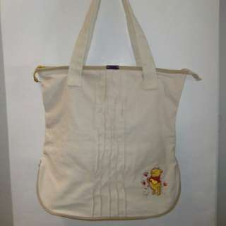 Pooth tote bag