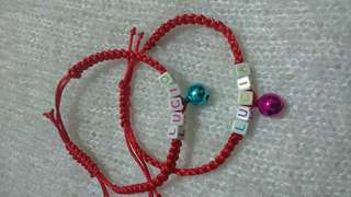 Handmade Cat Collar with customizable name and bell