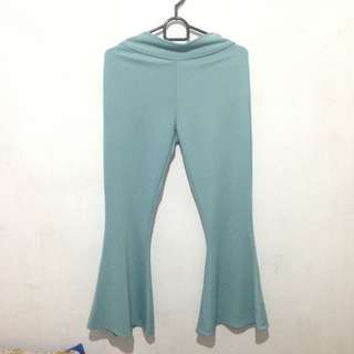 Cutbray Pants Tosca