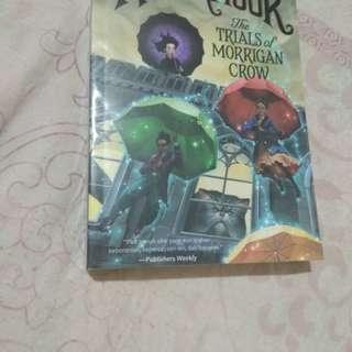 Nevermoor novel