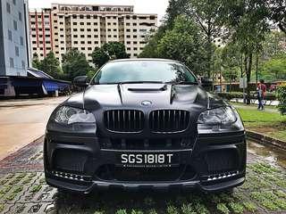 BMW X6 Auto