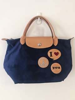Special Edition Longchamp Bag