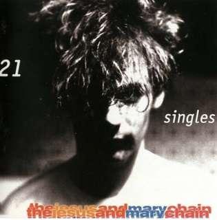JESUS AND MARY CHAIN ~ 21 SINGLES VINYL