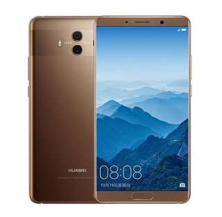 Huawei Mate 10 brown