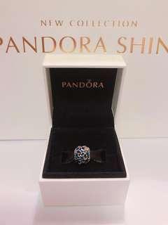 Pandora Blue stars Charm