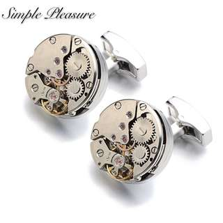 人工衫口鈕 Cufflinks for Men nnn