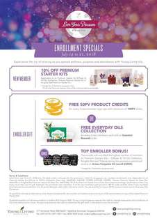 10% OFF! Young Living Premium Starter Kit
