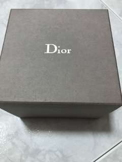 Authentic Dior Watch BOX