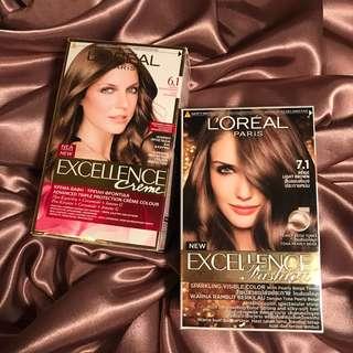 Loreal Hair Colour