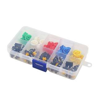 🚚 Push Button with Cap & box