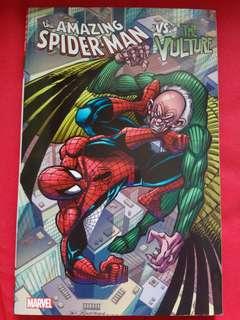 Marvel book - The Amazing Spider-Man
