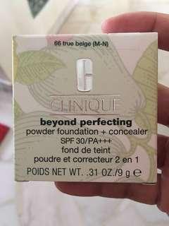 Clinique Power Foundation Concealer - 66 true beige